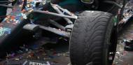Mercedes convirtió el intermedio en slick a propósito en Turquía - SoyMotor.com