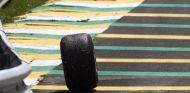 Neumático de Pirelli en el circuito de Interlagos en 2011 – SoyMotor.com