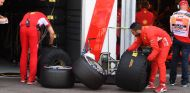 Neumáticos hiperblandos de Ferrari – SoyMotor.com