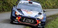 Thierry Neuville en el Rally de Córcega 2017 - SoyMotor.com