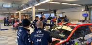 Neuville lanza un serio aviso en el Shakedown de Suecia - SoyMotor.com