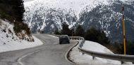 La nieve hace acto de presencia en buena parte de España - SoyMotor