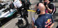 Adrian Newey en Austin - SoyMotor.com