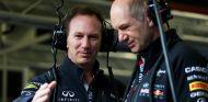 Christian Horner conversa con Adrian Newey - LaF1