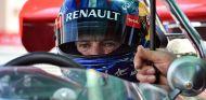 Adrian Newey en su Lotus 49B, en el Mónaco Histórico - SoyMotor