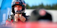 Niclas Gronholm, de tercero a primero en el Rallycross de Noruega - SoyMotor