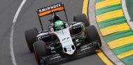 Nico Hülkenberg en la clasificación del GP de Australia - LaF1