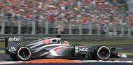 Nico Hülkenberg en el GP de Italia F1 2013 - LaF1