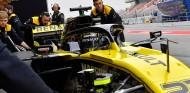 Nico Hülkenberg en el Circuit de Barcelona-Catalunya - SoyMotor