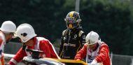 Los comisarios se disponen a retirar el RS18 de Hülkenberg en Hungría - SoyMotor.com