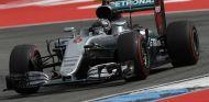 Nico Rosberg durante los Libres 3 en Hockenheim - LaF1