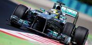 Nico Rosberg en el GP de Hungría F1 2013