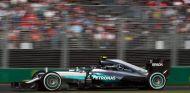 Rosberg está relativamente cómodo en Mercedes ganando carreras - LaF1