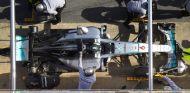 Mercedes aprende de Porsche - LaF1