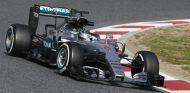 Rosberg destaca la fiabilidad del W07 - LaF1