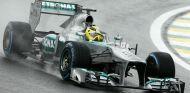 Nico Rosberg rodará los tres días de tests en Baréin