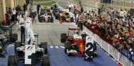 Mercedes aún teme a Ferrari pese a las dos victorias iniciales - LaF1