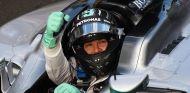 Rosberg se alzó con la victoria pese a la amenaza de Ferrari - LaF1