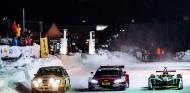 Los tres coches de Audi, sobre nieve - SoyMotor.com