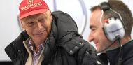 Lauda se opuso a un posible retraso en la congelación de los motores V6 Turbo