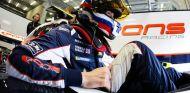 Nikolay Martsenko en las World Series by Renault