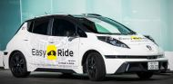 Nissan Easy Ride, servicio taxis autónomo - SoyMotor.com