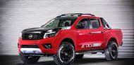 Preparado para los terrenos más hostiles, el Nissan Frontier Attack Concept puede ser llevado a producción - SoyMotor