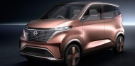 Nissan IMk Concept - SoyMotor.com