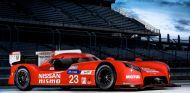 Un LMP1 de motor delantero, la revolución de Nissan para asaltar Le Mans - LaF1