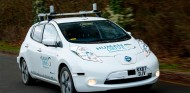 Nissan Leaf del proyecto HumanDrive - SoyMotor.com