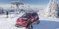 La nieve no es un problema para el Nissan Rogue Warrior - SoyMotor