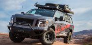 Nissan Titan XD PRO-4X Project Basecamp emana radicalidad por los cuatro costados - SoyMotor