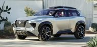 Nissan Xmotion Concept - SoyMotor.com