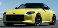 Nissan Z Proto: embrión V6 Twin-Turbo de aire retro - SoyMotor.com