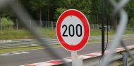 ¿Límites de velocidad en el Nürburgring Nordschleife?
