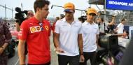 "Norris bromea con Leclerc: ""Me robaste al compañero"" - SoyMotor.com"