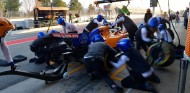 McLaren, Williams y Racing Point celebran un filming day conjunto - SoyMotor.com