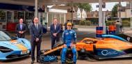 OFICIAL: Gulf Oil, nuevo patrocinador de McLaren - SoyMotor.com