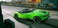 Novitec nos vuelve a deleitar con una preparación de altos vuelos de un Lamborghini - SoyMotor