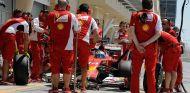 """Ferrari: """"Nuestra prioridad es establecernos como el segundo mejor equipo"""""""