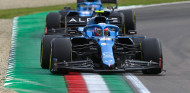 Alpine da la clave del viernes en Monza: los rebufos - SoyMotor.com
