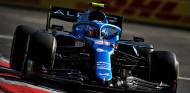 Alpine, con el ritmo de carrera en su punto de mira para Francia