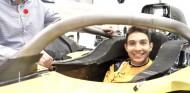 Esteban Ocon en Enstone - SoyMotor.com