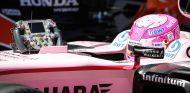 Force India muestra el rediseño de su dorsal - SoyMotor.com