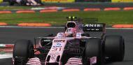 Ocon durante el GP de México - SoyMotor.com