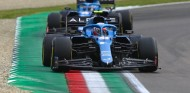 Ocon y Alonso en el GP Made in Italy y de la Emilia Romaña 2021 - SoyMotor.com