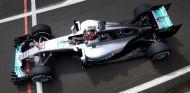 Esteban Ocon en los tests de Silverstone, este julio - LaF1