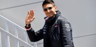 Esteban Ocon en el Gran Premio de Azerbaiyán 2019 - SoyMotor