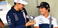 Esteban Ocon y Lance Stroll en Interlagos - SoyMotor.com