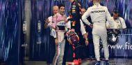Incidente entre Verstappen y Ocon tras el GP de Brasil 2018 - SoyMotor.com